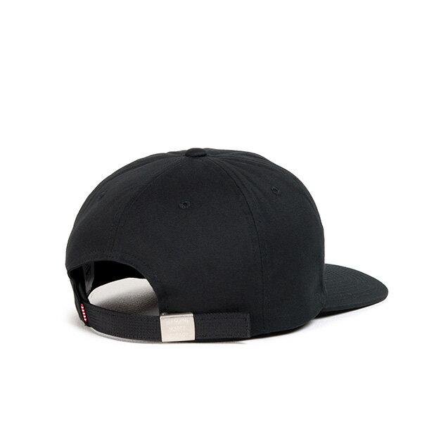 【EST】Herschel Troy 後調式 棒球帽 黑 [HS-1051-205] G0422 1