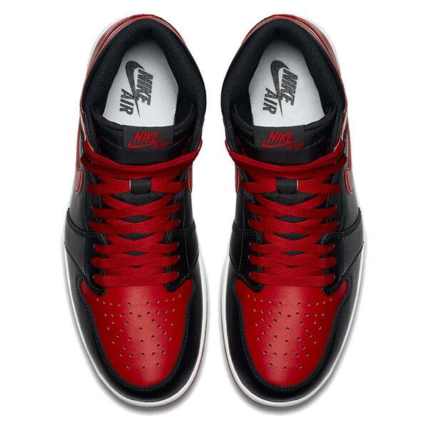 【EST】Nike Air Jordan 1.5 Return 768861-001 男鞋 黑紅 [NI-4386-002] G0303 2