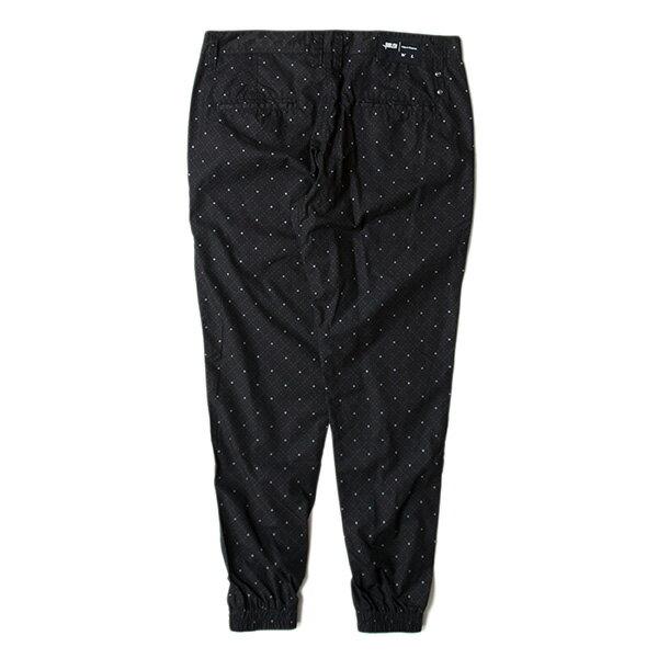 【EST】Publish D1 Faxon Jogger 3M反光 點點 格紋 長褲 束口褲 黑 [PL-5352-002] F1102 1