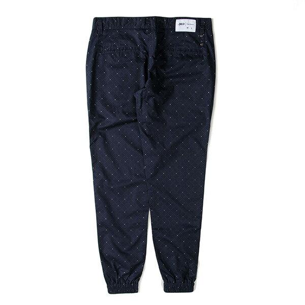 【EST】Publish D1 Faxon Jogger 3M反光 點點 格紋 長褲 束口褲 深藍 [PL-5352-086] F1102 1