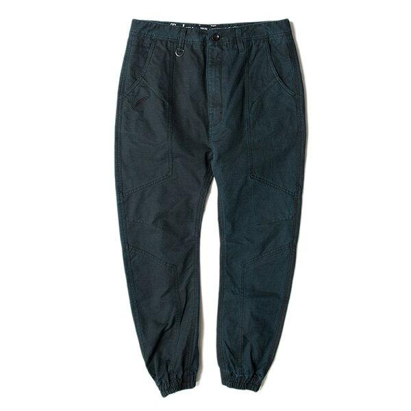 【EST】Publish D1 Rich Jogger 水洗 縫線 工作褲 長褲 束口褲 深藍 [PL-5353-086] F1102 0
