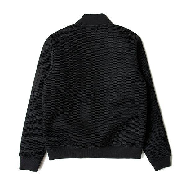 【EST】PUBLISH D1 MILLER 網布 棒球外套 夾克 黑 [PL-5361-002] F1102 1