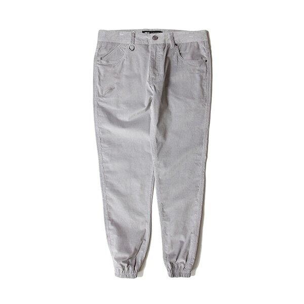 【EST】Publish D1 Maxton Jogger 燈芯絨 工作褲 長褲 束口褲 灰 [PL-5369-007] F1102 0