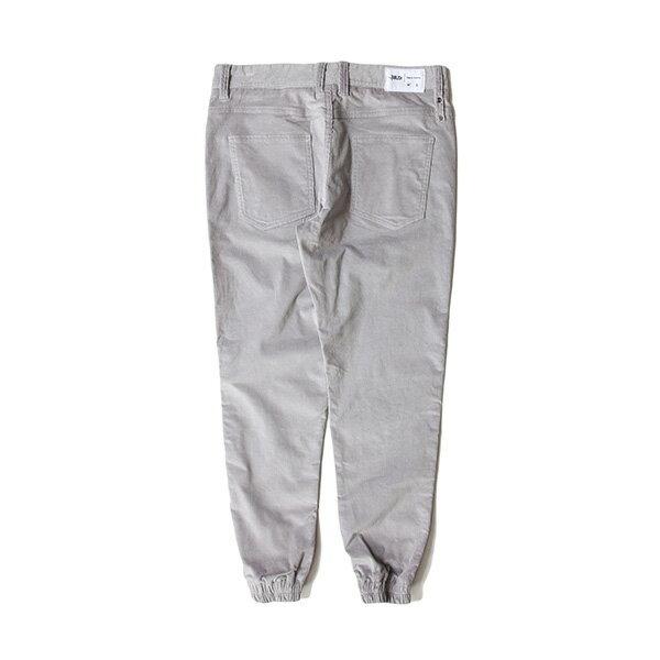 【EST】Publish D1 Maxton Jogger 燈芯絨 工作褲 長褲 束口褲 灰 [PL-5369-007] F1102 1