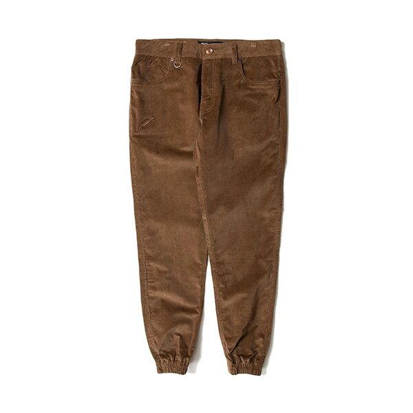 【EST】PUBLISH D1 MAXTON JOGGER 燈芯絨 工作褲 長褲 束口褲 卡其 [PL-5369-537] F1102 0