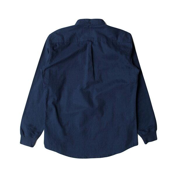 【EST】Publish D1 Finley 長袖 襯衫 深藍 [PL-5371-086] F1102 1