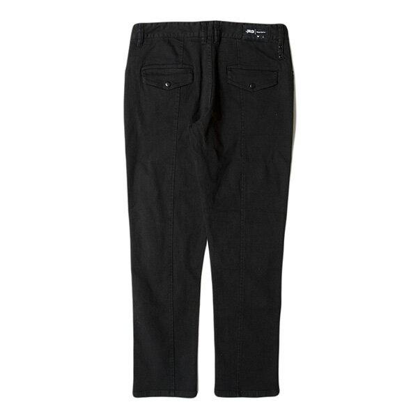 【EST】PUBLISH D1 COLTON 水洗 手工 破壞 工作褲 長褲 黑 [PL-5376-002] F1211 1