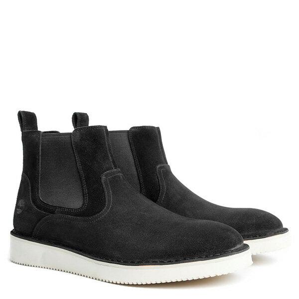【EST】Timberland x Publish 聯名 CHELSEA 高筒 麂皮 切爾西靴 [PL-5380-002] 黑 F12125 0