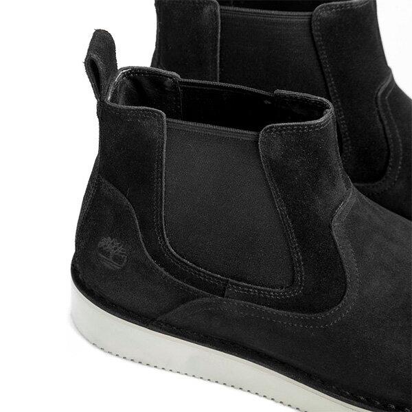 【EST】Timberland x Publish 聯名 CHELSEA 高筒 麂皮 切爾西靴 [PL-5380-002] 黑 F12125 1
