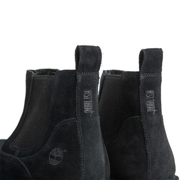 【EST】Timberland x Publish 聯名 CHELSEA 高筒 麂皮 切爾西靴 [PL-5380-002] 黑 F12125 2