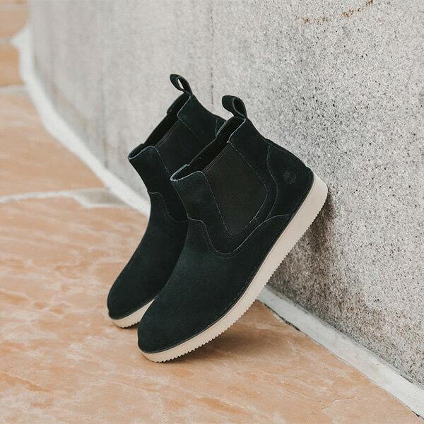 【EST】Timberland x Publish 聯名 CHELSEA 高筒 麂皮 切爾西靴 [PL-5380-002] 黑 F12125 3