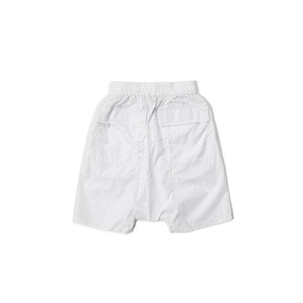 【EST】Publish Mono 3 Aries 綁帶 短褲 五分褲 白 [PL-5382-001] G0126 1