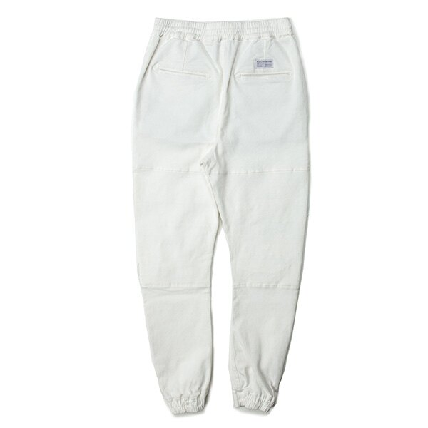 【EST】PUBLISH SHOOTER 破壞 綁帶 長褲 束口褲 白 [PL-5396-001] G0129 1