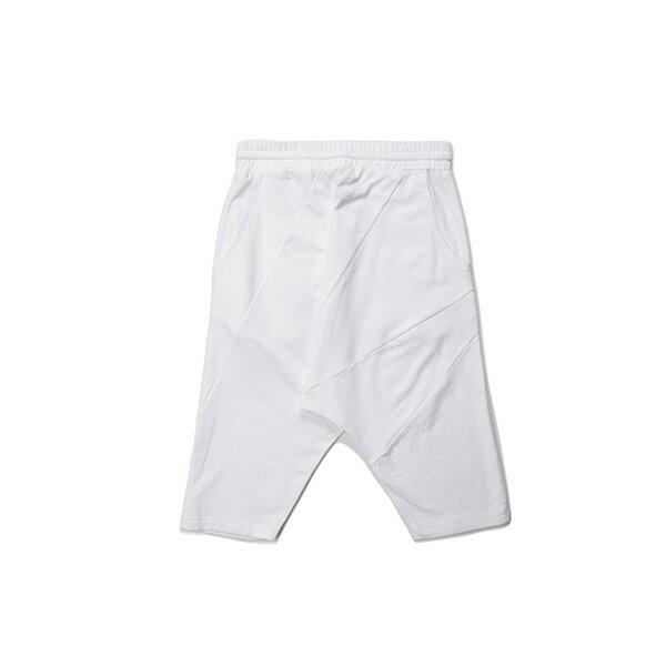 【EST】Publish Serge 綁帶 短褲 五分褲 白 [PL-5406-001] G0503 1