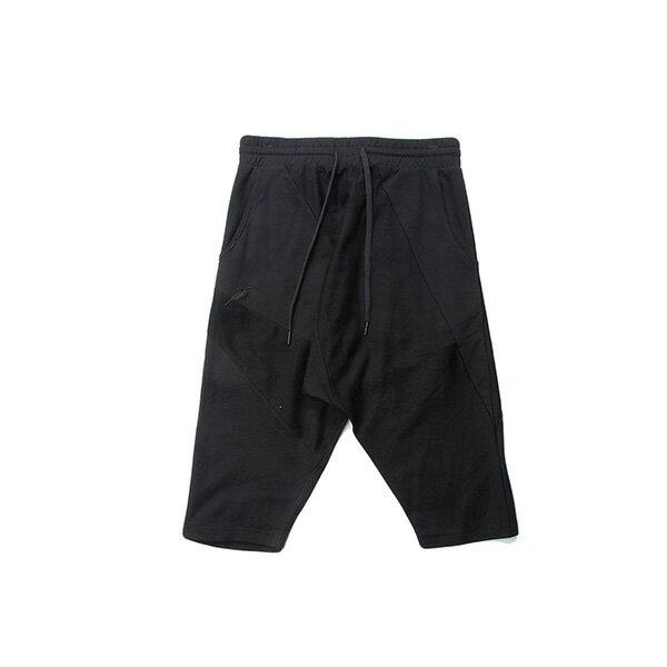 【EST】PUBLISH SERGE 綁帶 短褲 五分褲 黑 [PL-5406-002] G0503 0