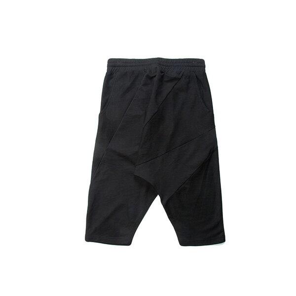 【EST】PUBLISH SERGE 綁帶 短褲 五分褲 黑 [PL-5406-002] G0503 1