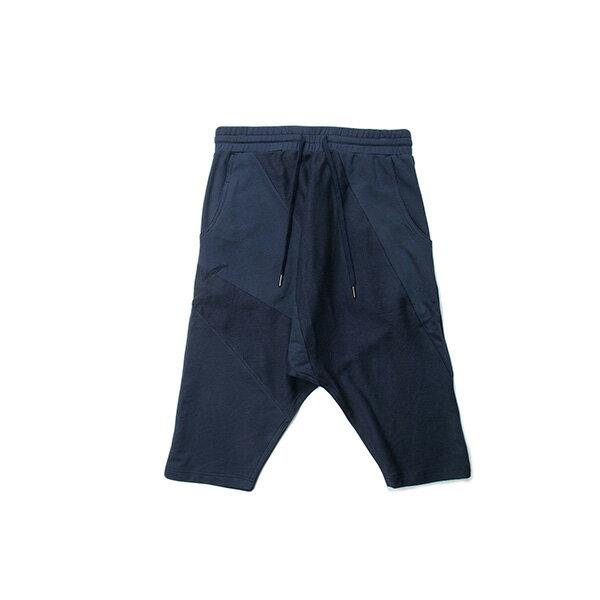 【EST】Publish Serge 綁帶 短褲 五分褲 深藍 [PL-5406-086] G0503 0