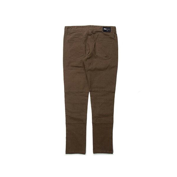 【EST】Publish Ogden 破壞 窄版 直筒褲 長褲 墨綠 [PL-5408-723] G0503 1
