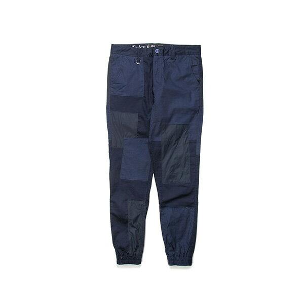 【EST】Publish Marcello 拼布 長褲 束口褲 深藍 [PL-5409-086] G0503 0