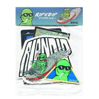 【EST】Ripndip Summer Sticker Pack 貼紙組合包 [RD-0004-XXX] G0910