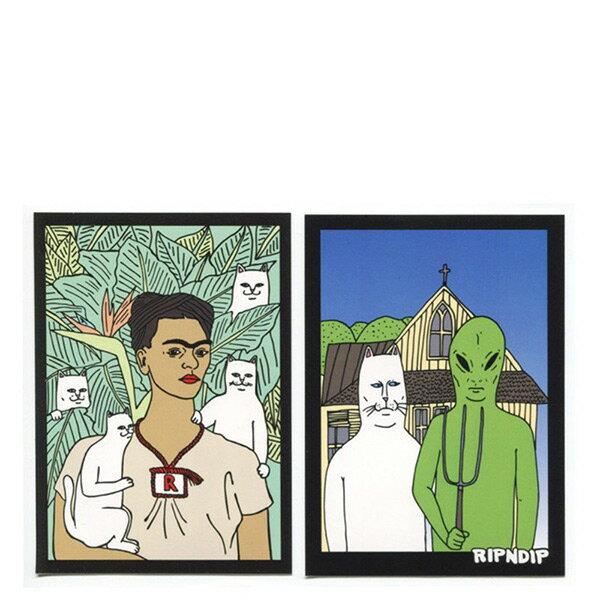 【EST】Ripndip Summer Sticker Pack 貼紙組合包 [RD-0004-XXX] G0910 1