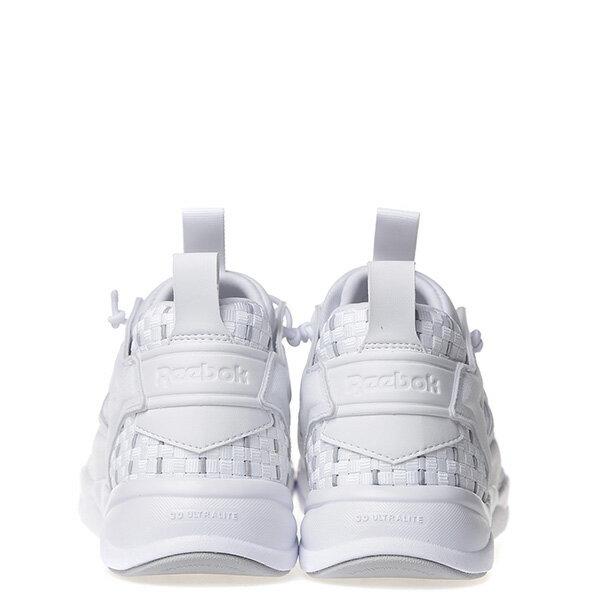 【EST】REEBOK FURYLITE NEW WOVEN V70797 編織 慢跑鞋 男女鞋 白 [RE-4032-001] G0414 3