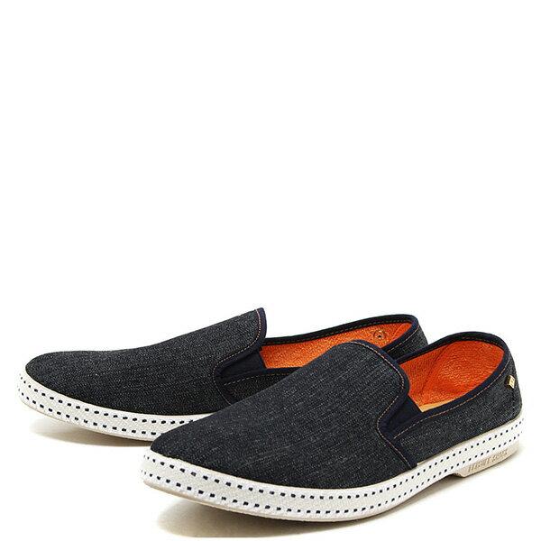【EST】Rivieras 10度° 1054 丹寧 牛仔 懶人鞋 深藍 [RV-1054-086] F0330 1