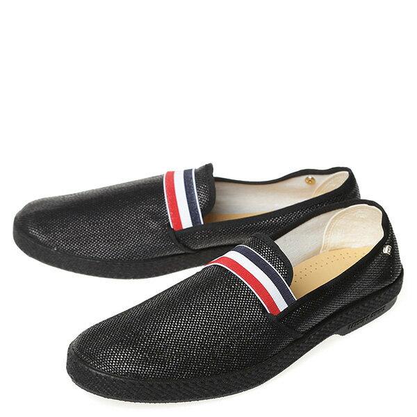 【EST】Rivieras 10度° 1119 法國 國旗 懶人鞋 黑 [RV-1119-002] G0428 1