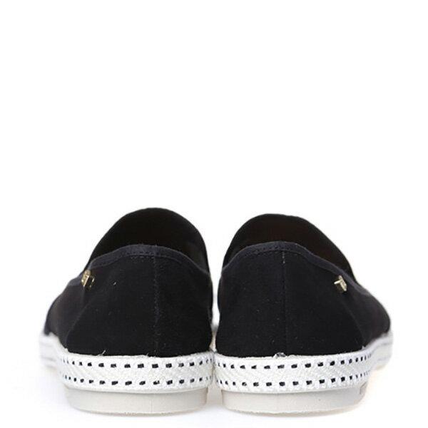 《限時5折↘免運》【EST】Rivieras 10度° 1141 麂皮 懶人鞋 黑 [RV-1141-002] F0330 3