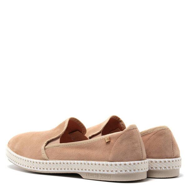 【EST】Rivieras 10度° 1142 麂皮 懶人鞋 淺棕 [RV-1142-052] F0330 2