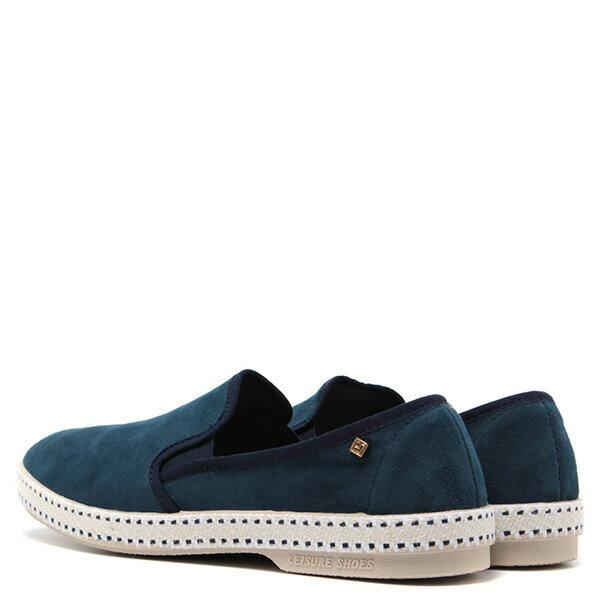 【EST】RIVIERAS 10度° 1144 麂皮 懶人鞋 海軍藍 [RV-1144-086] F0330 2