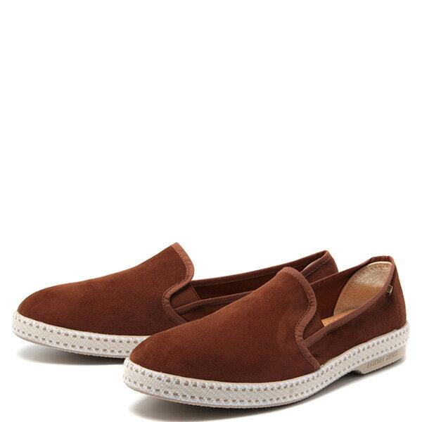 【EST】Rivieras 10度° 1145 麂皮 懶人鞋 深棕 [RV-1145-052] F0211 1
