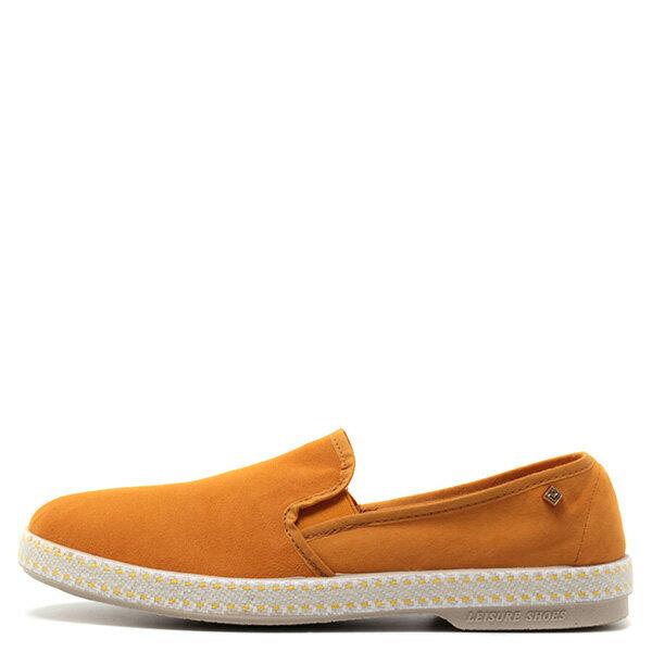 【EST】Rivieras 10度° 1148 麂皮 懶人鞋 黃 [RV-1148-021] F0330 0