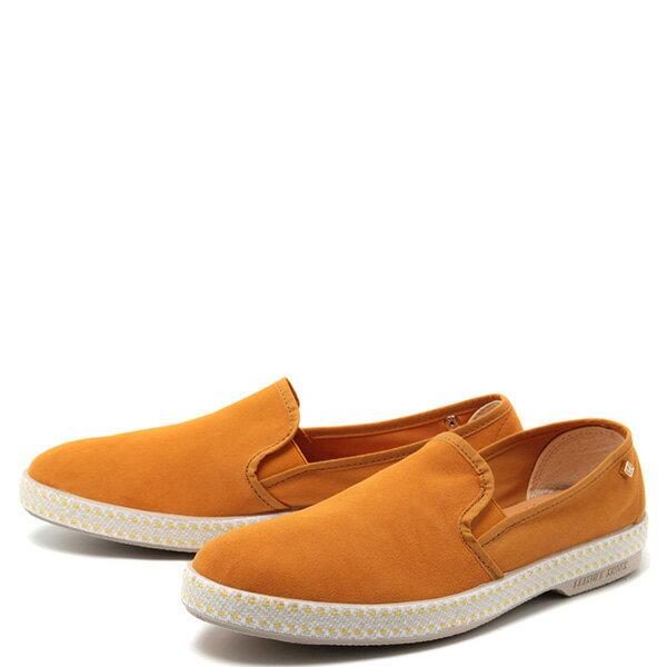 【EST】Rivieras 10度° 1148 麂皮 懶人鞋 黃 [RV-1148-021] F0330 1
