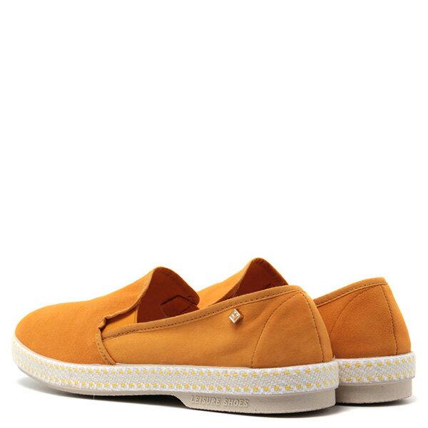 【EST】Rivieras 10度° 1148 麂皮 懶人鞋 黃 [RV-1148-021] F0330 2