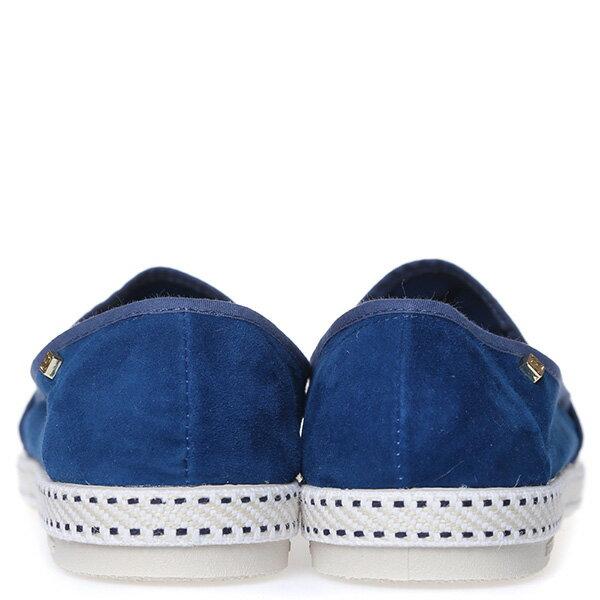 【EST】Rivieras 10度° 1156 麂皮 懶人鞋 藍 [RV-1156-086] F0422 3