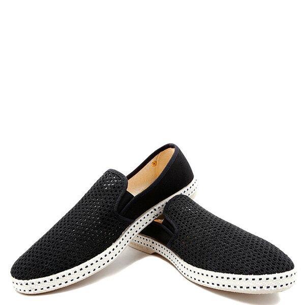 【EST】RIVIERAS 20度° 2001 半洞洞 懶人鞋 黑 [RV-2001-002] F0330 1