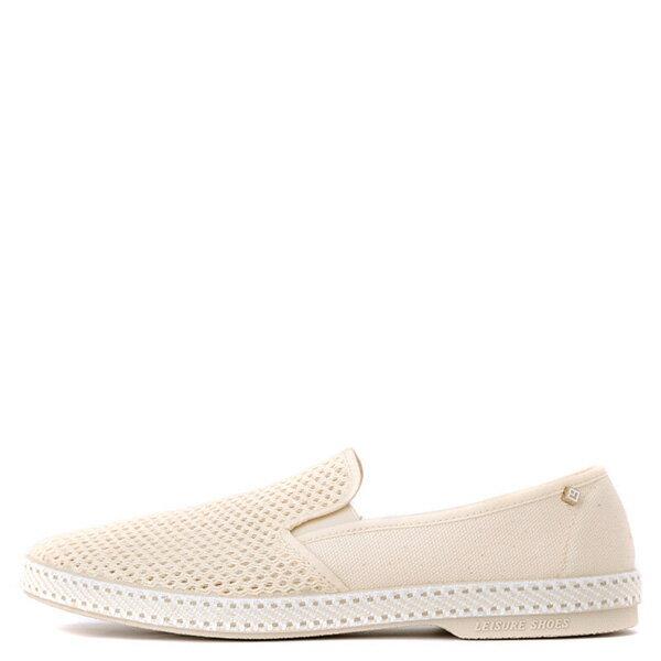 【EST】RIVIERAS 20度° 2002 半洞洞 懶人鞋 米白 [RV-2002-022] F0330 0