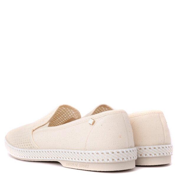 【EST】RIVIERAS 20度° 2002 半洞洞 懶人鞋 米白 [RV-2002-022] F0330 2