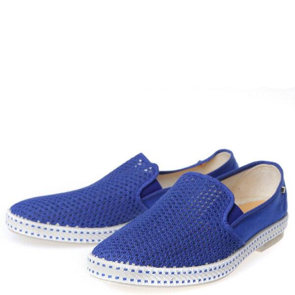 【EST】RIVIERAS 20度° 2006 半洞洞 懶人鞋 藍 [RV-2006-086] F0406 1
