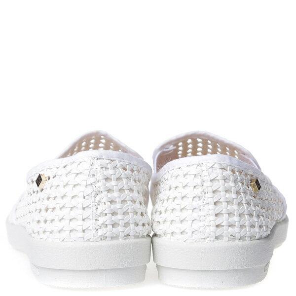 【EST】Rivieras 30度° 3100 洞洞 編織 懶人鞋 白 [RV-3100-001] F0406 3