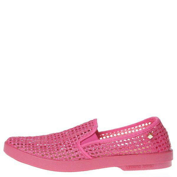【EST】Rivieras 30度° 3120 洞洞 編織 懶人鞋 粉紅 [RV-3120-066] F0406 0