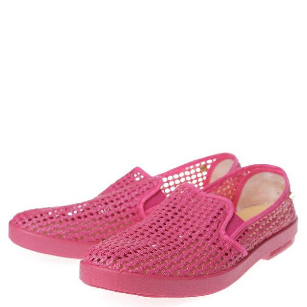 【EST】Rivieras 30度° 3120 洞洞 編織 懶人鞋 粉紅 [RV-3120-066] F0406 1