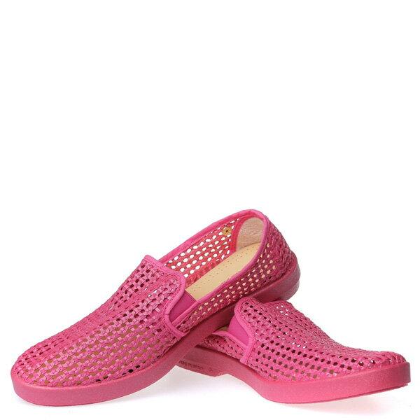 【EST】Rivieras 30度° 3120 洞洞 編織 懶人鞋 粉紅 [RV-3120-066] F0406 2