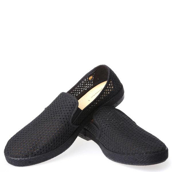 【EST】Rivieras 30度° 3201 洞洞 懶人鞋 黑 [RV-3201-002] F0406 2