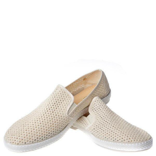 【EST】Rivieras 30度° 3202 洞洞 懶人鞋 米白 [RV-3202-002] F0406 2