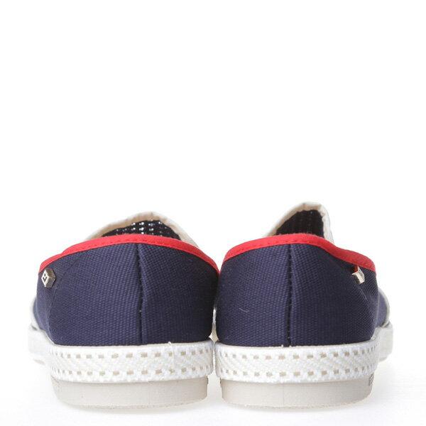 【EST】RIVIERAS 20度° 9226 半洞洞 懶人鞋 藍紅線 [RV-9226-086] F0330 3