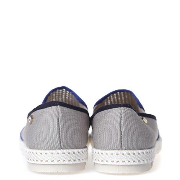 【EST】Rivieras 20度° 9229 半洞洞 懶人鞋 灰藍線 [RV-9229-007] F0330 3