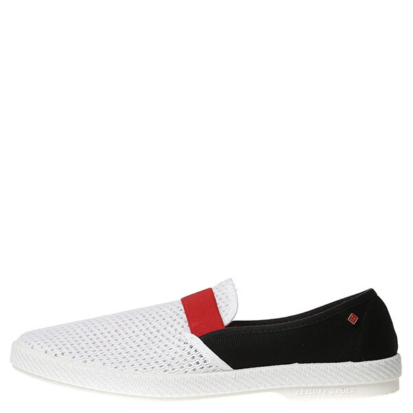 【EST】Rivieras 20度° 9281 半洞洞 拚色 懶人鞋 黑紅白 [RV-9281-XXX] G0428 0
