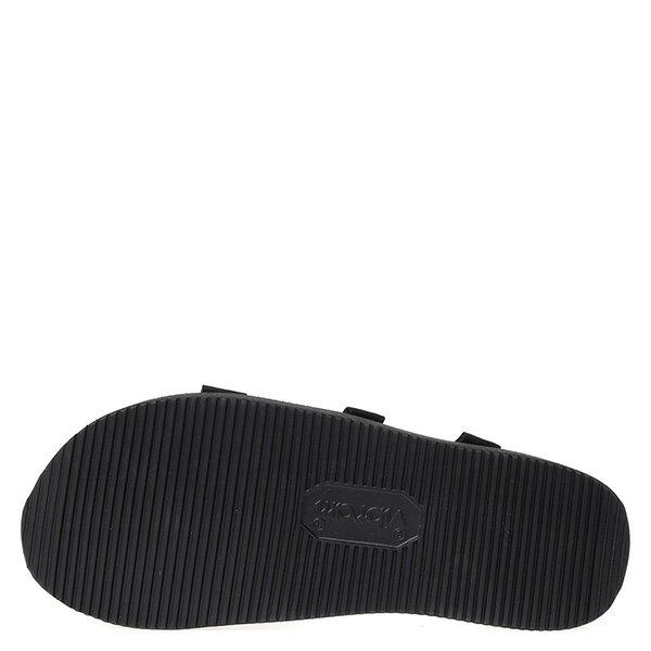 【EST】Suicoke Gga Sk-Og-052V 日本 復古 厚底 魔鬼氈 織帶 涼鞋 黑 [SK-052V-002] G0512 4